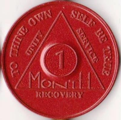 Sobriety chips uk