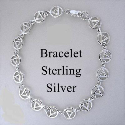 Sobriety Bracelets Necklaces